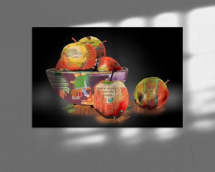 Sfeerimpressie: Appels, zonder verpakking van Ruud van Koningsbrugge
