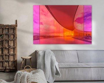 Musée d'art ARoS Aarhus, Your rainbow panorama sur Bart Sallé