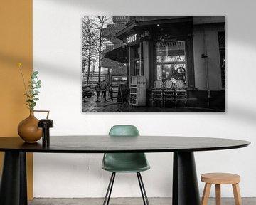 Cafe-Leben von elwin flik