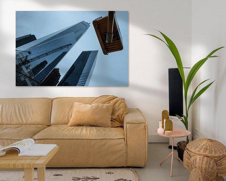 Sfeerimpressie: One World Trade Center van Laura Maessen