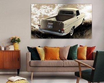 Opel Rekord P2 Pickup antique sur aRi F. Huber