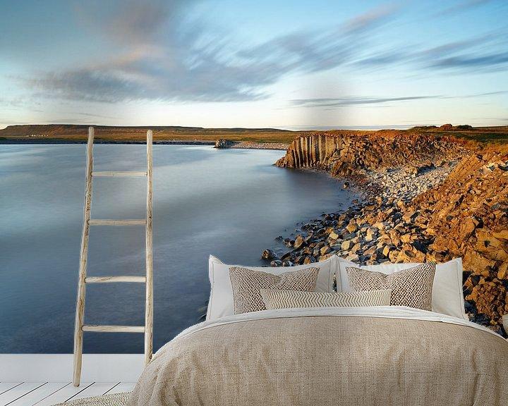 Beispiel fototapete: Island - Nordküste von Ralf Lehmann