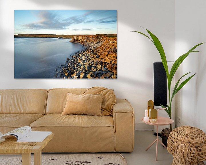 Beispiel: Island - Nordküste von Ralf Lehmann