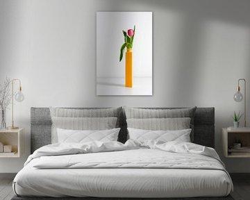 lonely tulip van Umana Erikson