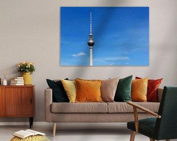 Berliner Fernsehturm von Frank Herrmann