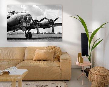 Boeing B-17 fliegende Festung 'Memphis Belle / Sally B' von Robbert De Reus
