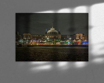 Kurhaus in weihnachtlicher Atmosphäre von Marian Sintemaartensdijk