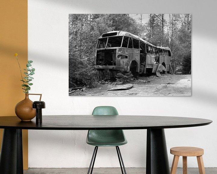 Beispiel: Alter Stadtbus von Ingrid Mooij