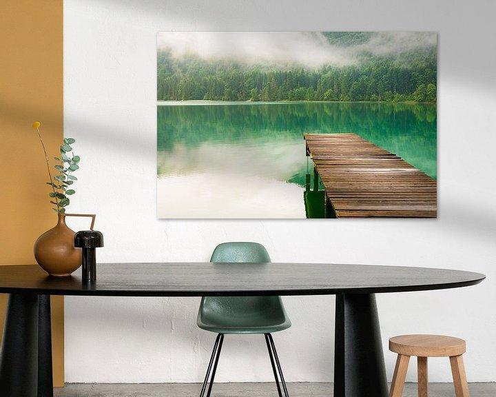 Beispiel: Sommer am Walchensee von Martin Wasilewski