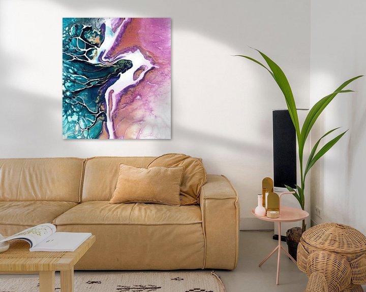 Beispiel: Pink Island von Ideka - Inge De Knop