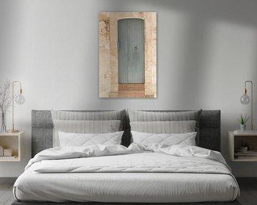 Alte Türen von Inge Hogenbijl