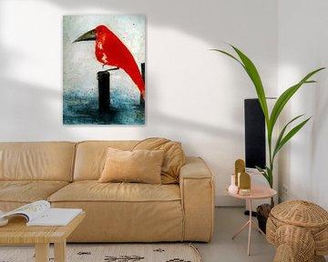 Der Rote Vogel von Christine Nöhmeier