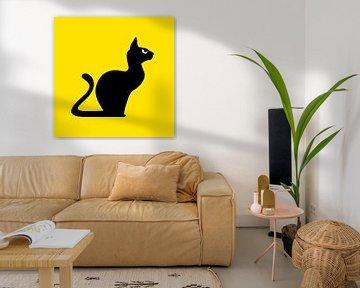 Wütende Tiere - Katze von > VrijFormaat <
