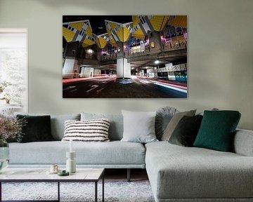 Kubus-Häuser Rotterdam von Eddy Westdijk