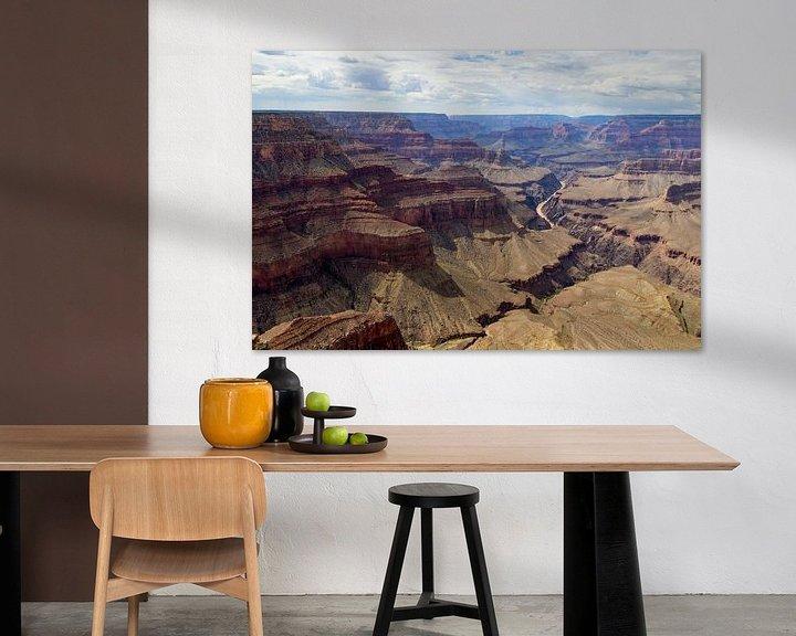 Beispiel: Grand Canyon von Heidie Mulder