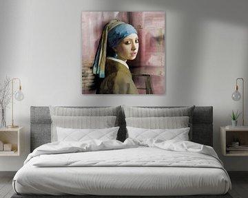 Girl with Pearl Earring – The Prequel van Marja van den Hurk