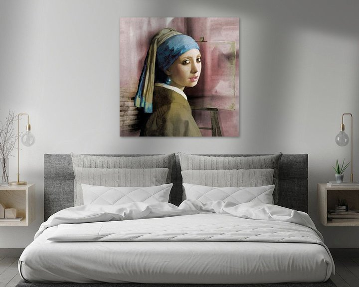 Impression: Girl with Pearl Earring – The Prequel sur Marja van den Hurk
