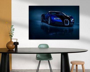 Bugatti Veyron 16.4 van Ansho Bijlmakers