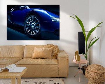 Bugatti Veyron 16.4 - Rechter Voorwiel van Ansho Bijlmakers