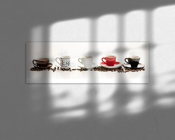 Variation von Espresso von Uwe Merkel