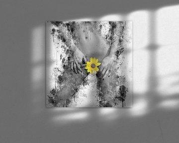 Cherry blossom von Art by Jeronimo