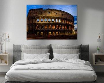 Het Colosseum van Marcel van der Voet
