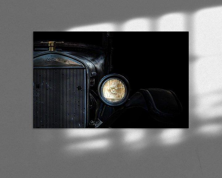 Sfeerimpressie: TFord 1926 van marco de Jonge