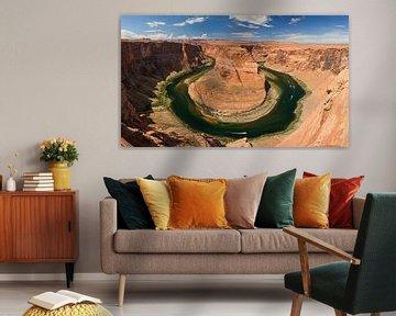 Horseshoe Bend, Arizona van Henk Meijer Photography