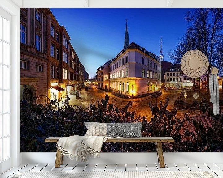 Impression: Le quartier Nikolai de Berlin sur Frank Herrmann