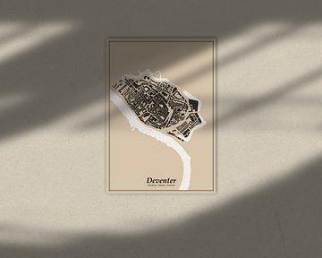 Festungsstadt - Deventer von Dennis Morshuis