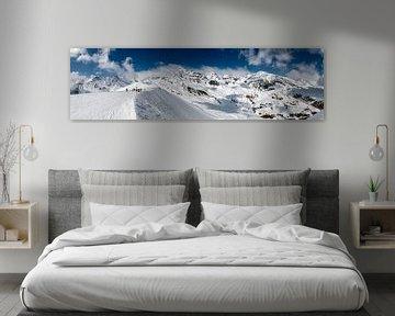 Domaine skiable de Serfaus sur Dirk Rüter