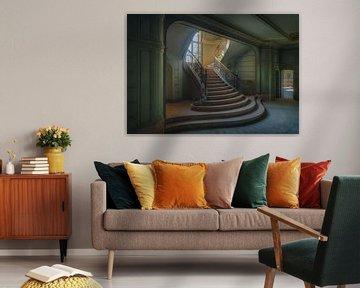 Treppe von Christophe Van walleghem