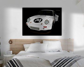 Porsche 911 Carrera RSR 3.0 in experimental white von aRi F. Huber