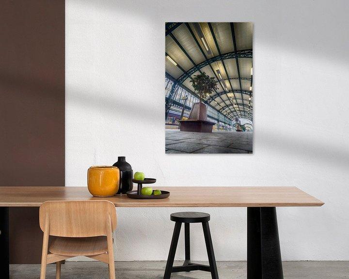 Sfeerimpressie: Station 's-Hertogenbosch van Mark Bolijn