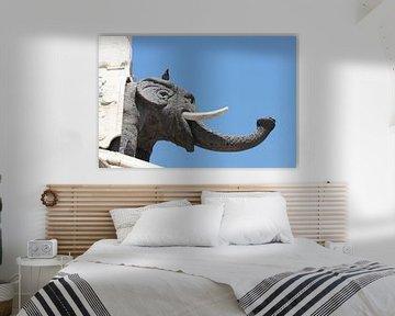 Elefant, Altstadt, Catania, Sizilien, Italien von Torsten Krüger