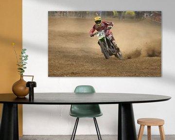 Motorcross von Richard de Nooij