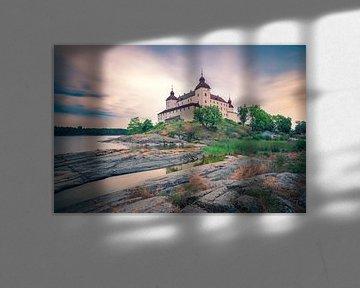 Läckö Slott (Zweden) van Bart Sallé