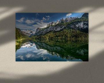 Gosausee Oostenrijk van Achim Thomae