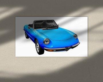Alfa Romeo Spin van aRi F. Huber