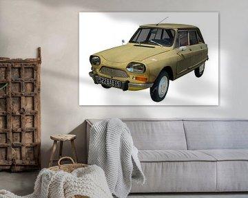 Citroën Ami 8 von aRi F. Huber