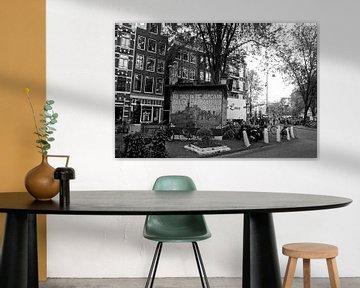 Amsterdam Elandsgracht / Mit uns im Jordaan von Marianna Pobedimova