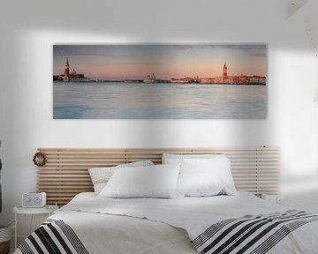 Morgenstimmung in Venedig Panorama