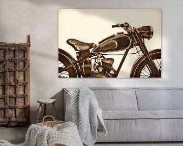 De Vintage Motorfiets van Martin Bergsma