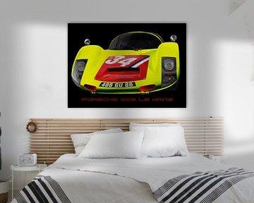 Porsche 906 van aRi F. Huber
