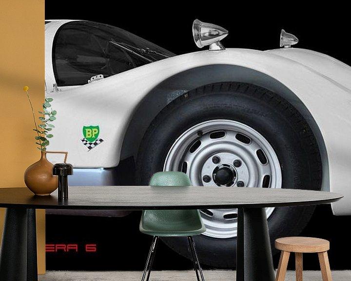 Beispiel fototapete: Porsche 906 Carrera 6 von aRi F. Huber
