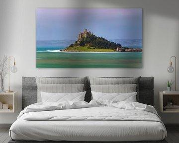 St Michael's Mount, Cornwall, Engeland