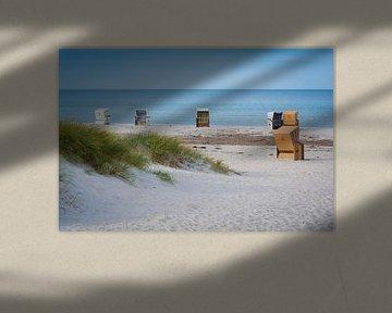 Ostsee Strand von Martin Wasilewski
