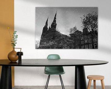 Amsterdam Die Krijtberg-Kirche von Marianna Pobedimova