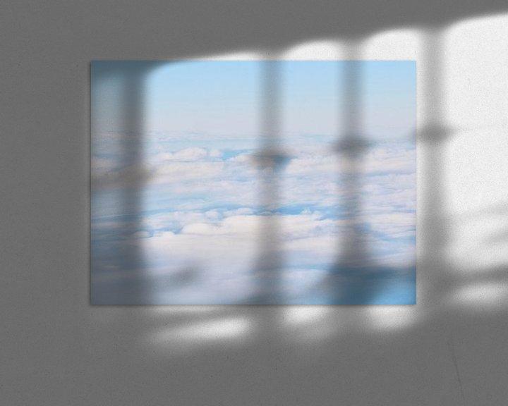 Sfeerimpressie: In de wolken van Nina Evertse