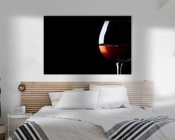 Rode wijn van Uwe Merkel